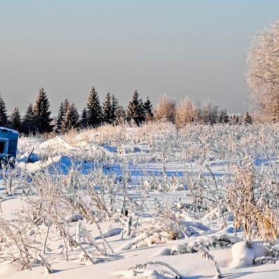 Winter in Vologda (APV Wallpapers)